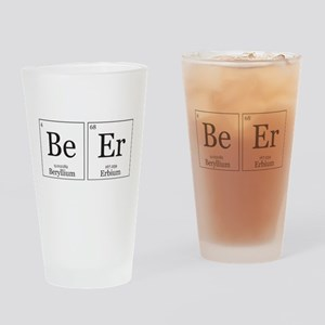 BeEr [Chemical Elements] Drinking Glass